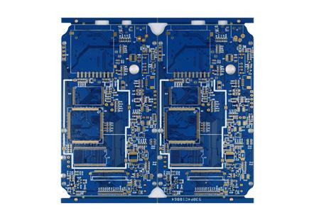 DV摄像四层线路板