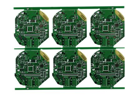蓝牙音响双面PCB喷锡板