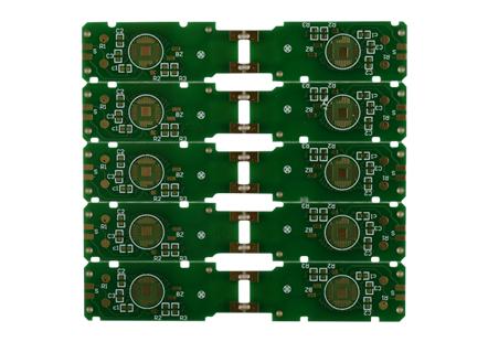 电子体温计沉金线路板
